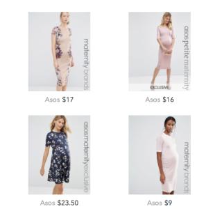 Maternity Under $25