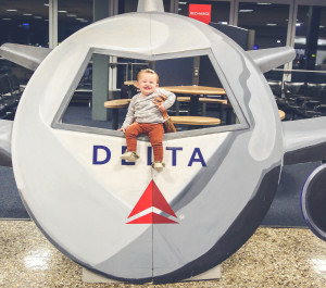 Tips For Flying W/ A Baby